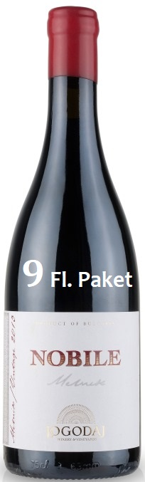 07032<br>Melnik Nobile 2016 <br>9 Bottles  Pack